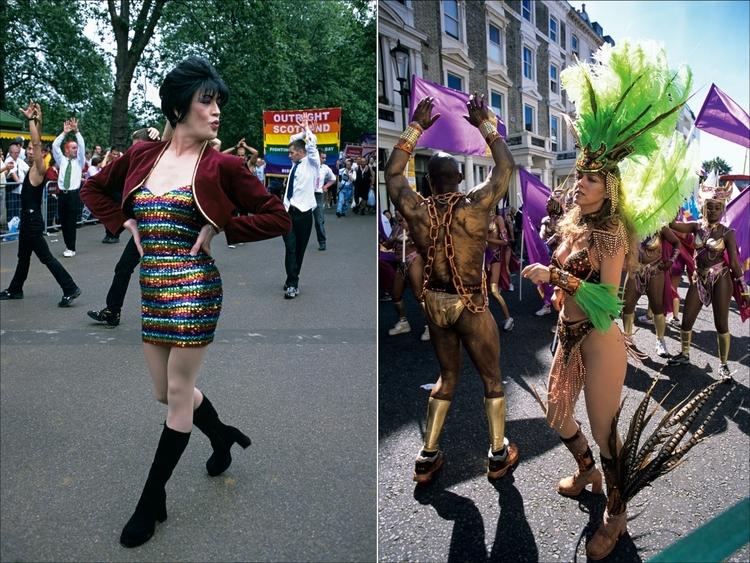 Karnawał w Notting Hill, fot. Patrick Ward