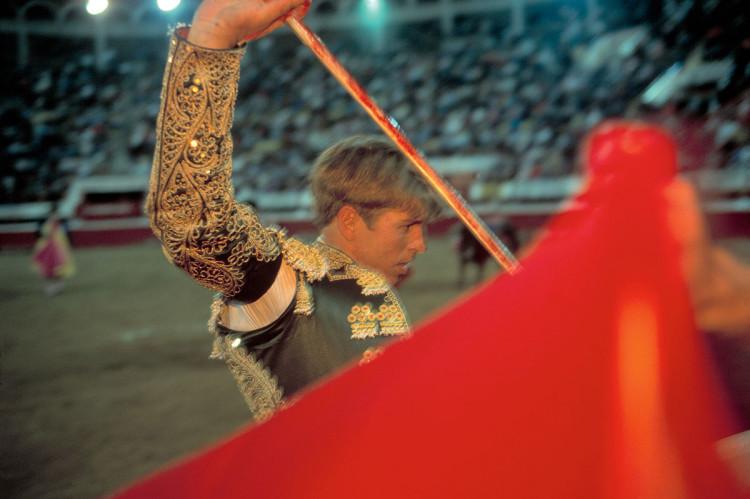 Matador, Meksyk, fot. David Alan Harvey