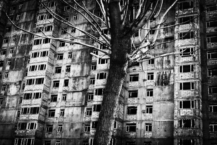 """Z cyklu """"Arrivals and Departures"""", fot. Jacob Aue Sobol"""