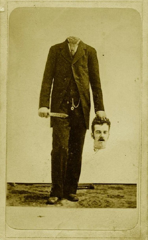 fotograf Samuel Kay Balbirnie człowiek trzyma głowę