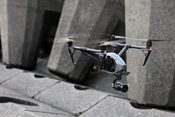 Inspire 2 i Phantom 4 Pro - nowe drony od DJI [wideo]