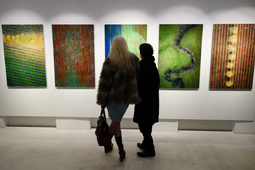 Wernisaż wystawy Kacpra Kowalskiego