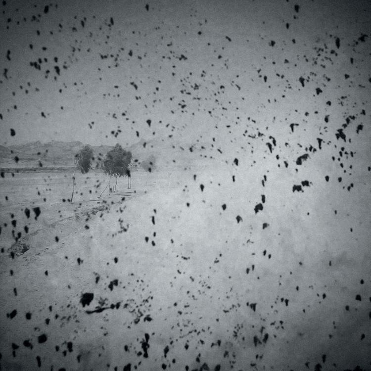 Kurz pokrywający lufcik samochodu opancerzonego, prowincja Khost w Afganistanie, fot. Dima Gavrysh.