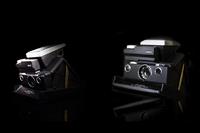 MINT SLR670-S Noir - Polaroid SX-70 w nowym wydaniu