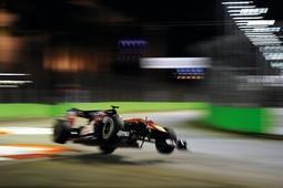 Na torze Formuły 1 - szczęście, czy umiejętności?