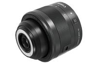 Canon EF-M 28 mm f/3,5 Macro IS STM - obiektyw z wbudowaną lampą pierścieniową