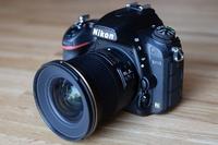 Nikon D750 [pierwsze wrażenia]