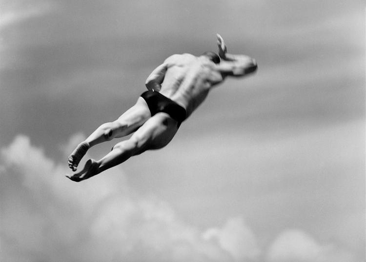 Kwalifikacje przed konkurencją skoków do wody, fot David Burnett