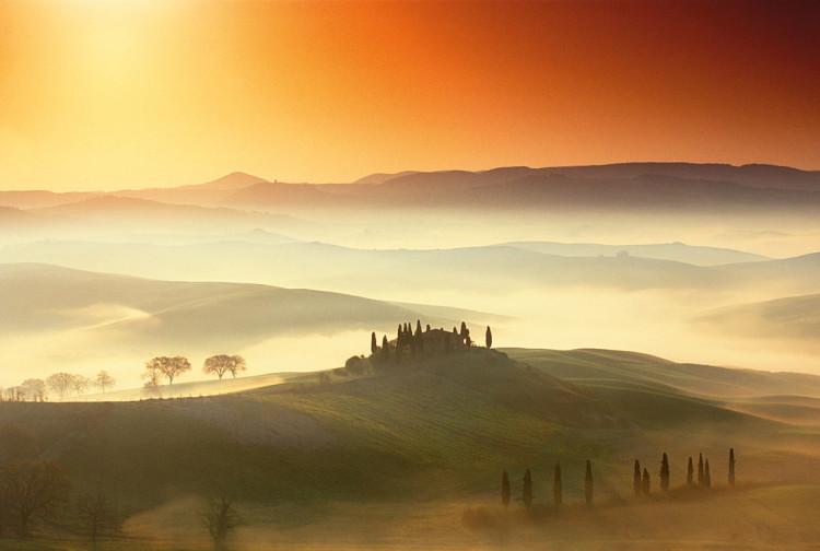 fotografia krajobrazu szeroki kąt