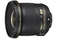 Nikon 20 mm f/1,8G - jasny pełnoklatkowy szeroki kąt