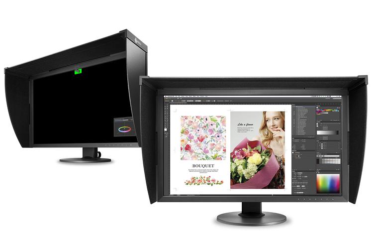 Eizo CG2730 i CS2730 - 27-calowe monitory dla fotografa