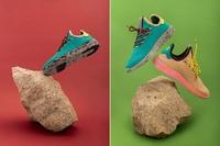 Lekkość butów, czyli jak oszukać grawitację