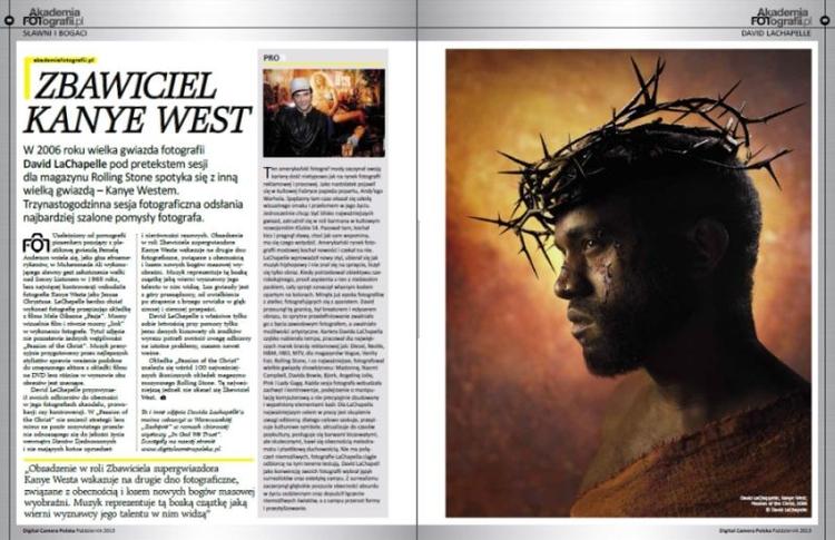 Kanye West David LaChapelle