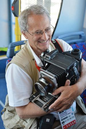 David Burnett - legenda fotoreportażu i fotografii sportowej