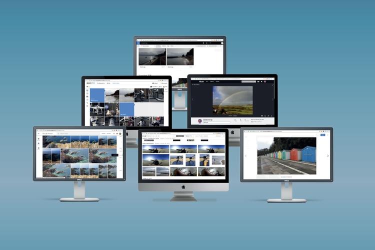 Archiwum zdjęć w chmurze - przegląd wirtualnych dysków
