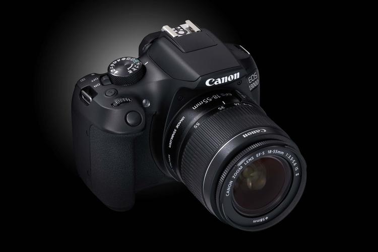 Canon EOS 1300D - budżetowa lustrzanka z Wi-Fi