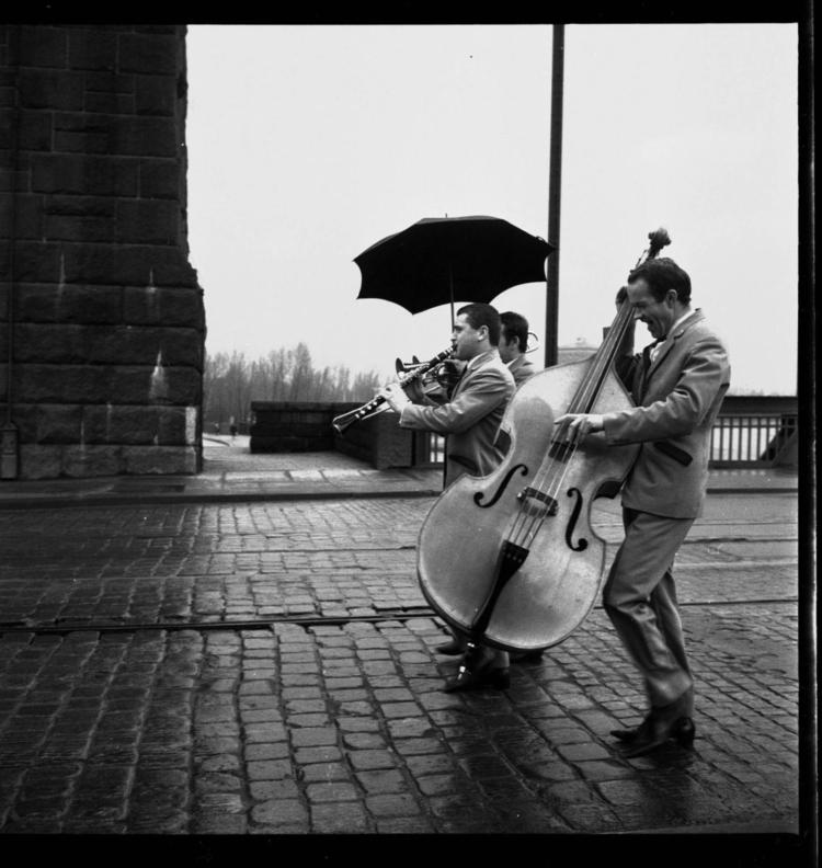 Jazz nad Odrą, Wrocław, 1966, fot. Tadeusz Rolke