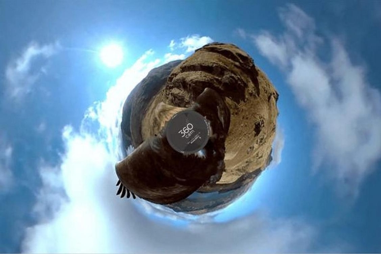 Filmy 360-stopni w darmowym odtwarzaczu VLC 360