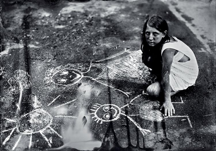 """fot. Dorota Dawidowicz, z cyklu """"Wonder years"""""""