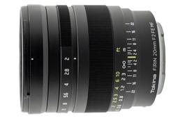 Tokina FiRIN 20 mm f/2 FE MF - nowa seria obiektywów dla bezlusterkowców