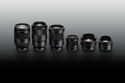 Nowe obiektywy Sony z mocowaniem E