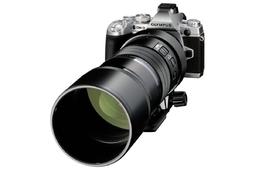 Olympus 300 mm f/4 - profesjonalny teleobiektyw dla Micro 4/3