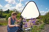 Fotografuj w ogrodzie - zapanuj nad oświetleniem [wideo]