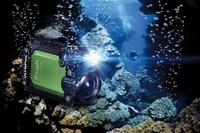Olympus TG-Tracker - mały twardziel do filmowania 4K