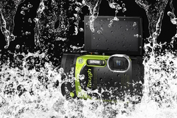 Olympus Stylus Tough TG-870 z szybszym GPS-em