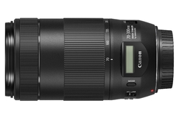 EF 70-300 mm f/4-5,6 IS II USM - zoom Canona z wbudowanym wyświetlaczem
