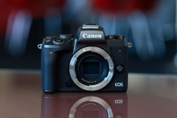 Canon EOS M5 [pierwsze wrażenia]