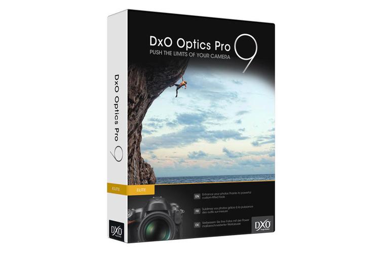 DxO Optics Pro Elite 9 dostępny za darmo!