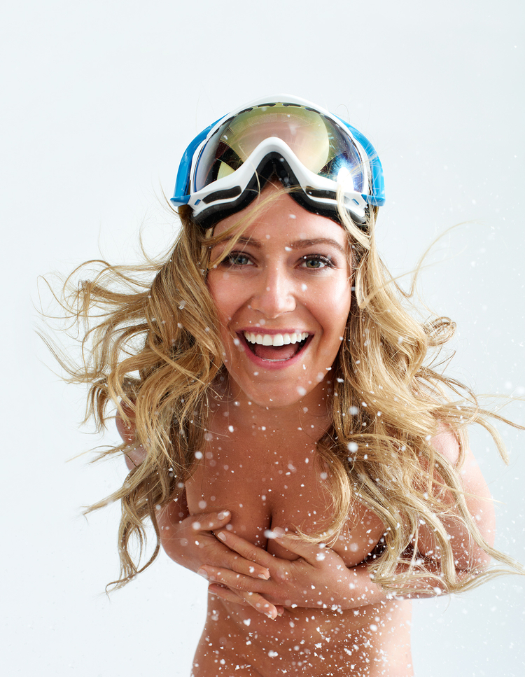Amy Purdy Interview 2014: Athlete on Posing Naked for ESPN