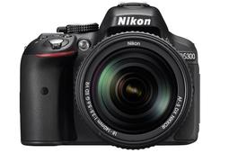 Nikon D5300 [zdjęcia testowe]