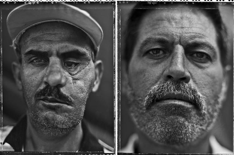 """""""12 twarzy"""" - wystawa zdjęć Filipa Ćwika"""