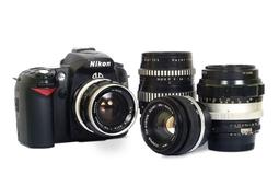 Fotografuj w stylu retro - odkurzamy stare obiektywy