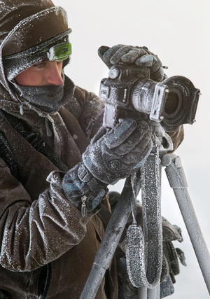 Karol Nienartowicz - fotograf górski