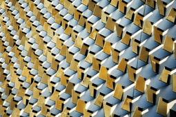 Fotografuj architektoniczne abstrakcje