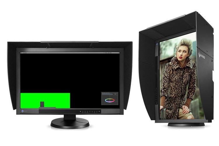 Zdalna kalibracja monitorów EIZO