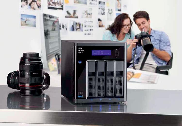 WD My Cloud Pro Series PR4100 - bezpieczny backup dla fotografa