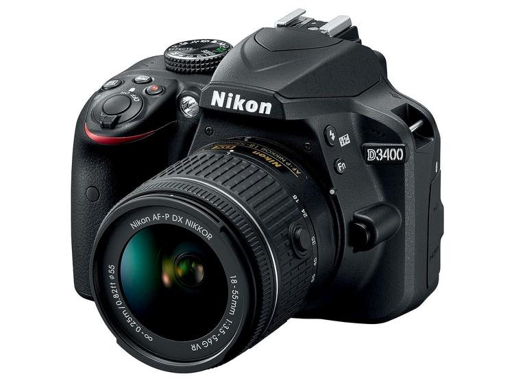 Nikon D3400 - niepozorny maluch o dużych możliwościach