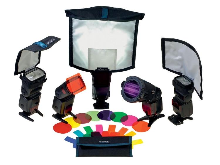 Rogue Flashbender 2 - mobilne studio fotograficzne