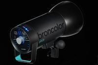Broncolor Siros i HMI - oświetlenie błyskowe i ciągłe do studia