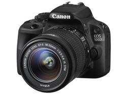 Canon EOS 100D - urocze maleństwo