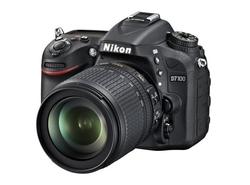 Nikon D7100 - podany na ostro