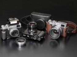 Fujifilm X100T - Dopieszczania ciąg dalszy