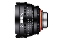 Samyang prezentuje kinematograficzny obiektyw XEEN 16 mm T2,6