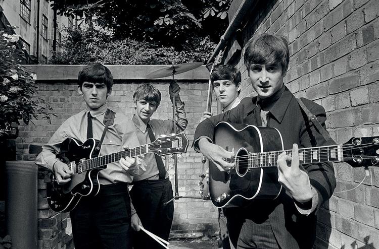fotografia zespołu The Beatles, fotograf Terry O'Neill