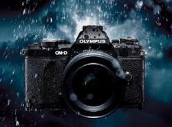 Olympus OM-D E-M5 II - Wilk w owczej skórze