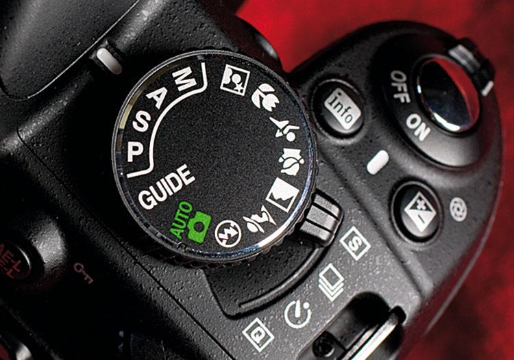 Tryby fotografowania - pytania i odpowiedzi